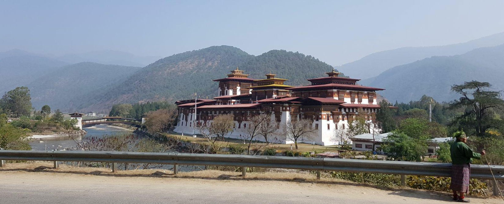 Bhutan Land of Thunder Dragon
