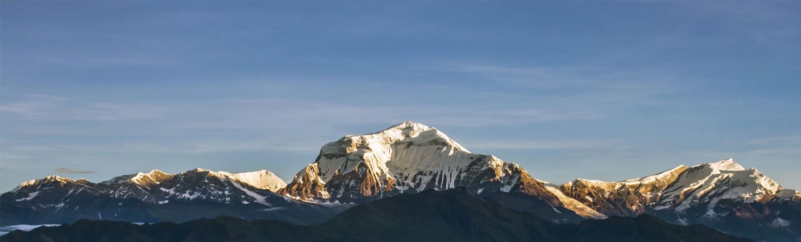 Round Mt. Dhaulagiri Trek