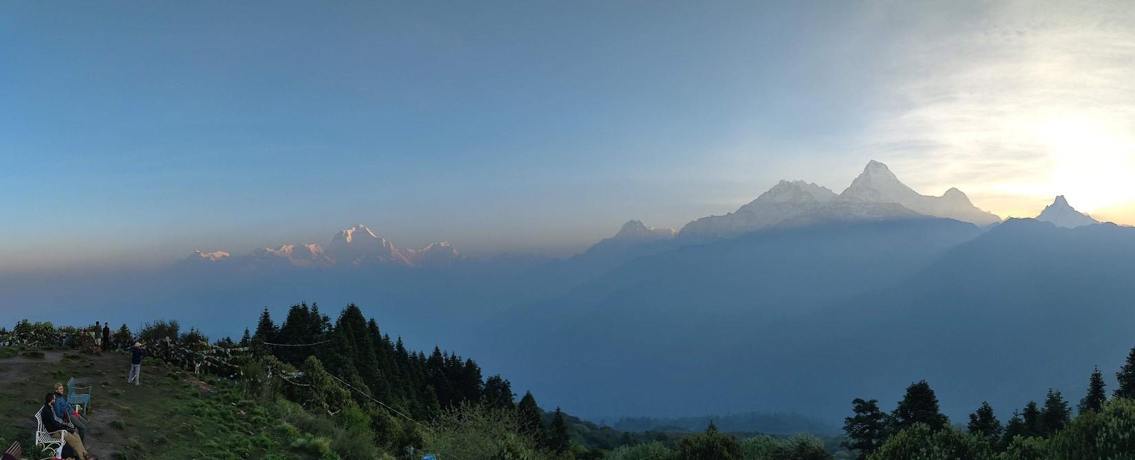 Visit Massive Annapurna Region