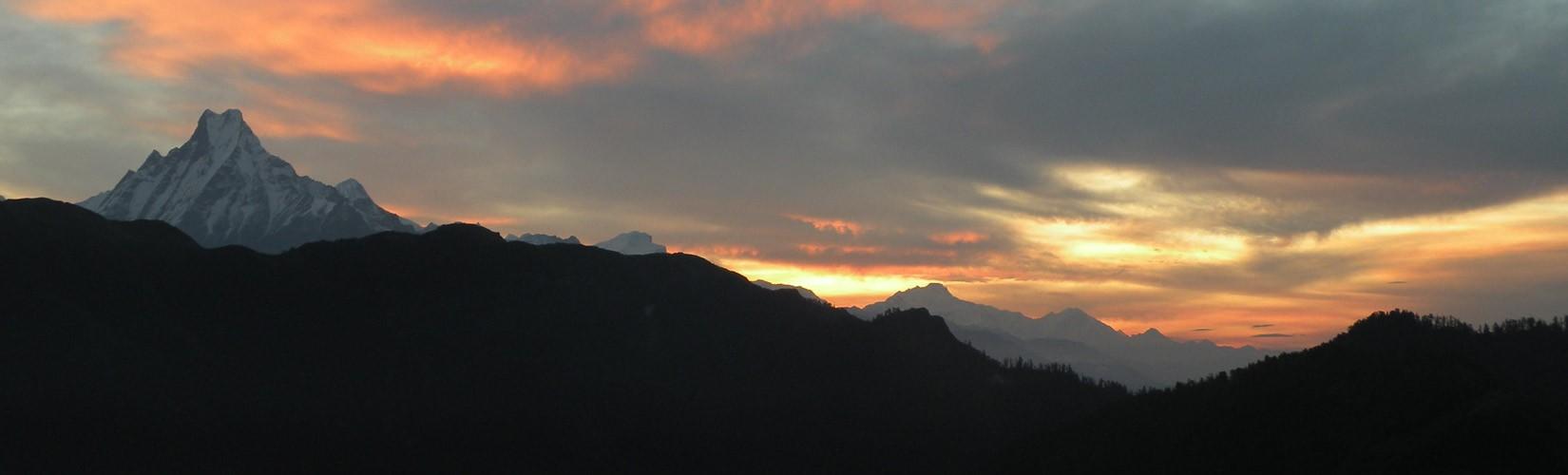 Annapurna, Massif Mountain range in Nepal