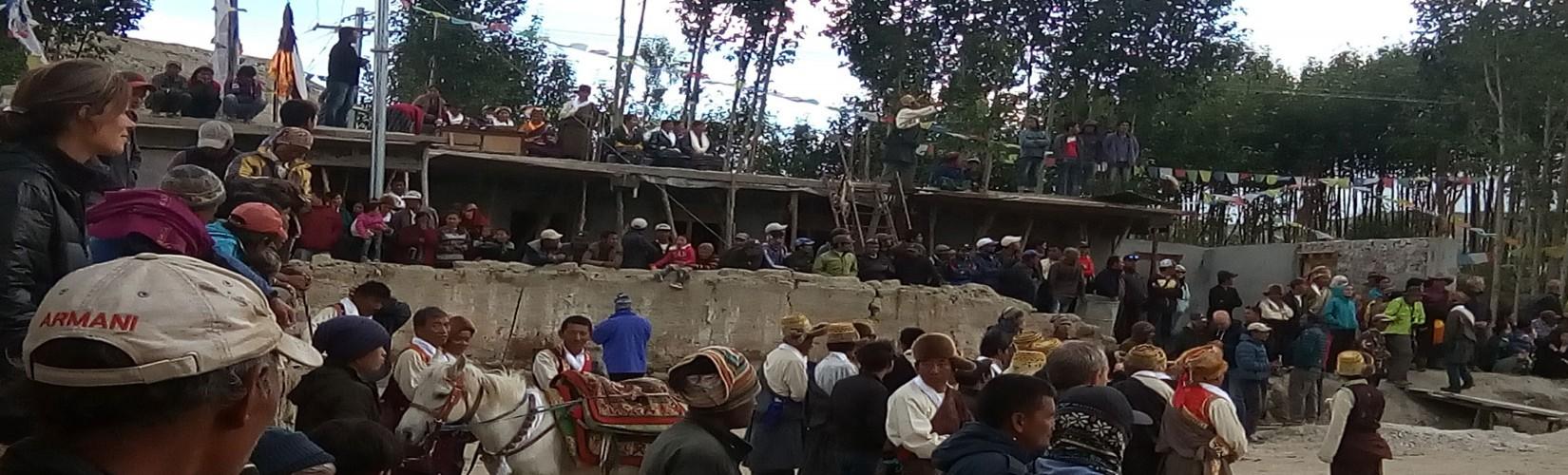 Upper Mustang Tiji Festival Trekking