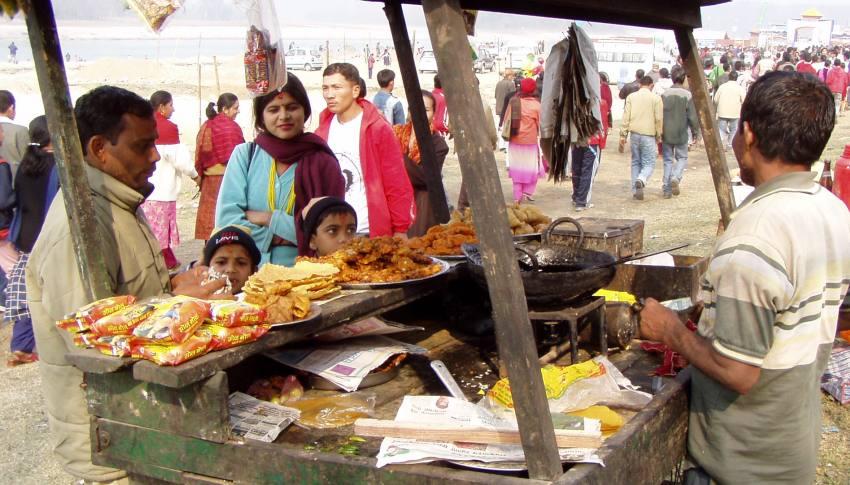 Try once Nepali street food