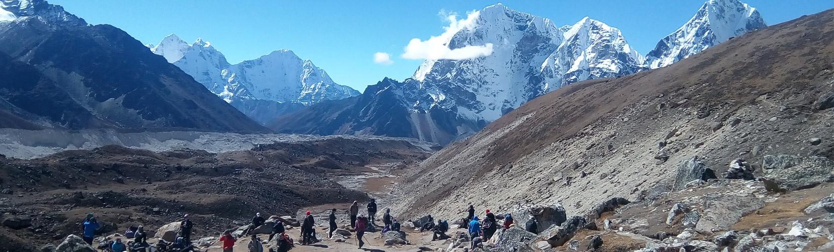 Highest Destination Trekking in Nepal
