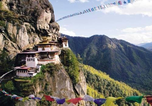 BHUTAN :Land of Thunder Dragon!!