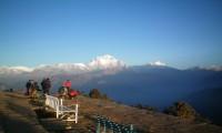 The Highest mountain of Annapurna Range