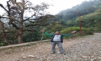 Hiking Chandragiri