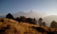 Mt: Fishtail view