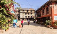 Bandipur walking street