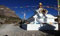 Stupa lower pisang