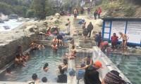 Tatopani Natural hot-spring