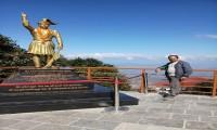 King Prithivinarayan shah Statue