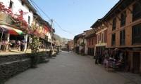 Bandipur village town