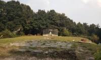 Nagarjun Baba's statue