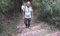 Hike on the way to Nagarjun hill