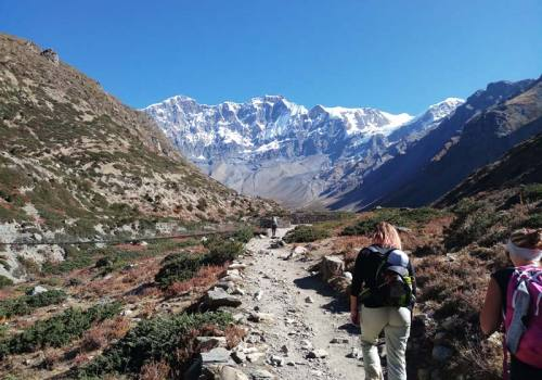 Annapurna Circuit Throng la pass Trek