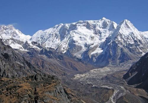 Kanchenjunga Round Trek
