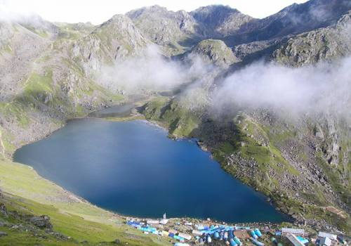 Langtang Valley Gosaikunda Lake Trek