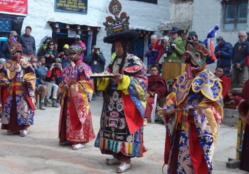 Upper Mustang Tiji Festival Trek