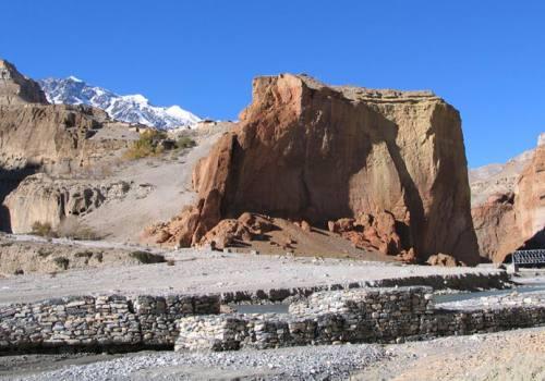 Upper Mustang Lomangthang